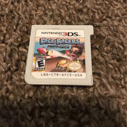 Nintendo 3DS Face Racers Photo Finish Thumbnail
