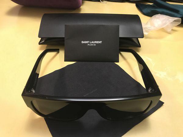 a1bd0f1bbf Authentic Saint Laurent Sunglasses w  Case for Sale in Long Beach ...