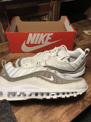"""pretty nice 76621 bbb95 Air Max 98 """"Snakeskin"""" for Sale in Long Beach, CA - OfferUp"""