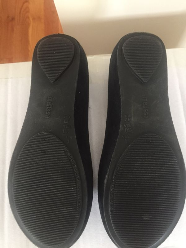 Melissa MEOW girls black shoes size 1 for Sale in Saugus 73ec3e024d57