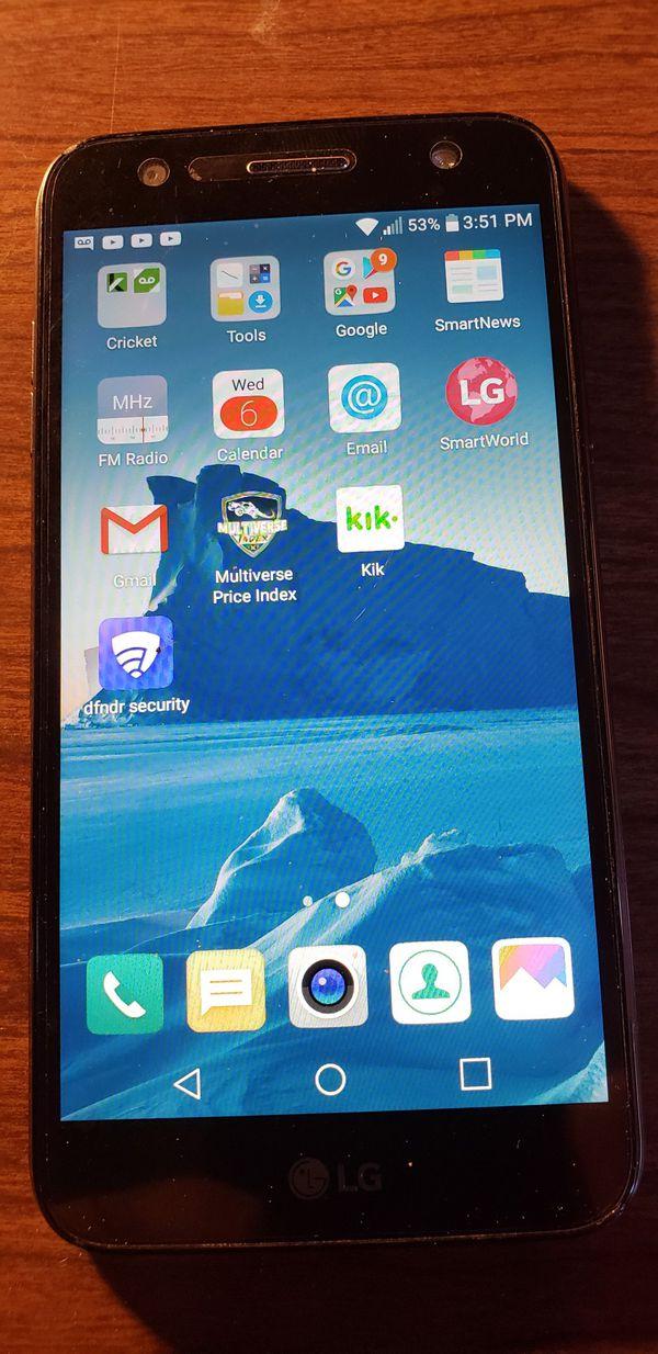 san francisco f15ac 1e5f2 LG M327 smartphone for Sale in Marietta, GA - OfferUp