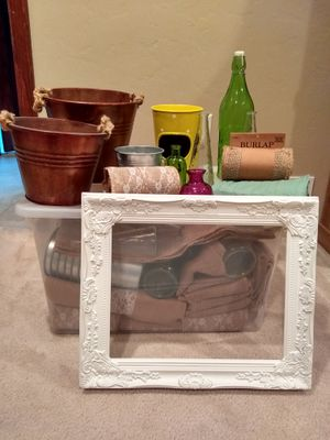 New and used art supplies for sale in tucson az offerup countryfarmhouse wedding decorationssupplies for sale in tucson az junglespirit Image collections
