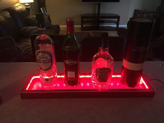 Iluminated bottle displays Thumbnail