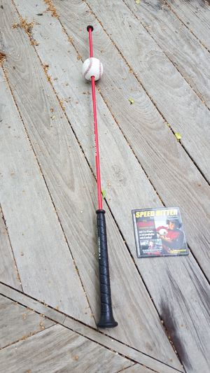 Speed hitter baseball training tool for Sale in North Potomac, MD