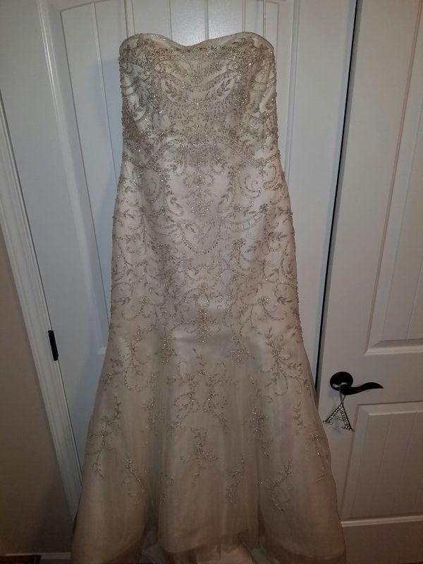 Casablanca Style 1978 Wedding Dress For In Murfreesboro Tn Offerup