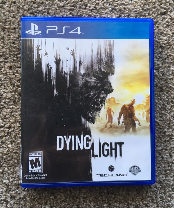 Dying Light PS4 for Sale in Dana Point, CA - OfferUp