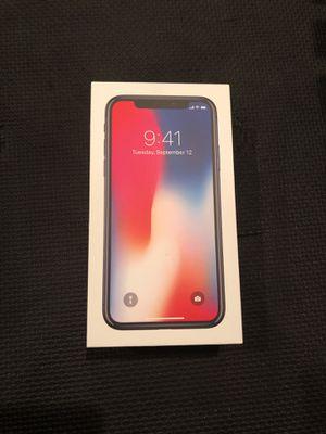Iphone x for Sale in Woodbridge, VA