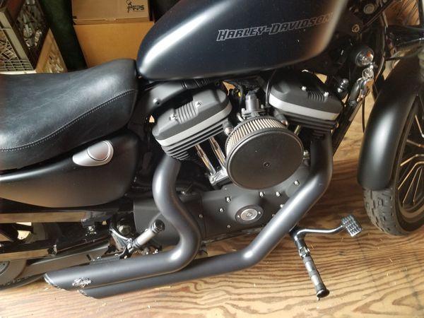 Harley sportster iron....mint!!!!