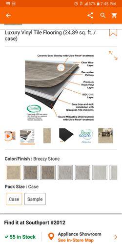 200 sq. Ft. Lifeproof vinyl planks Thumbnail