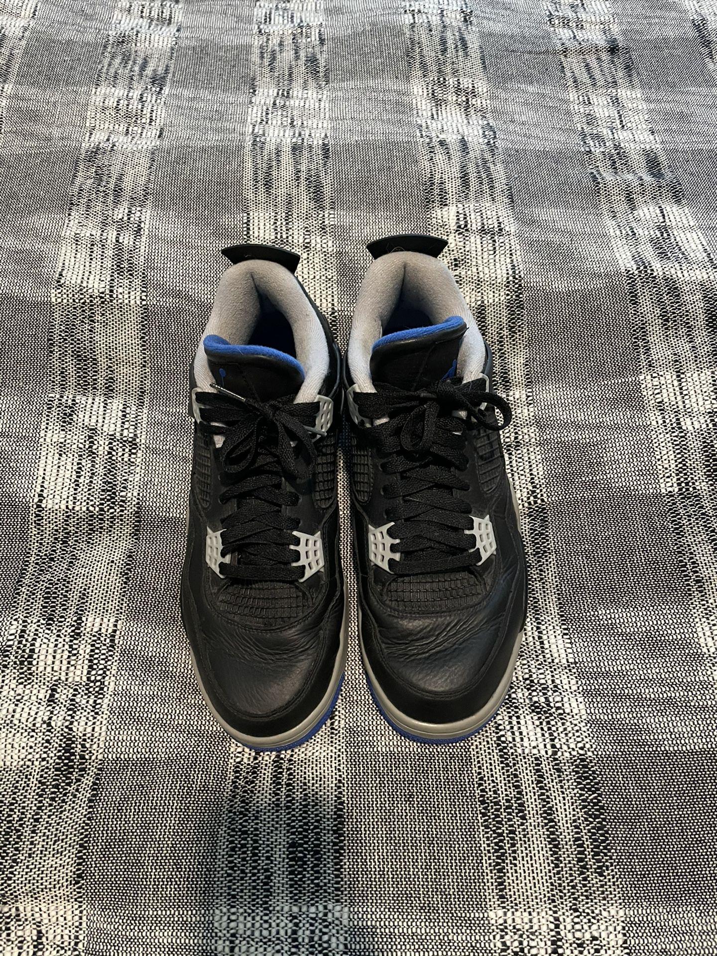 Air Jordan 4 Motor sports Alternative Mens