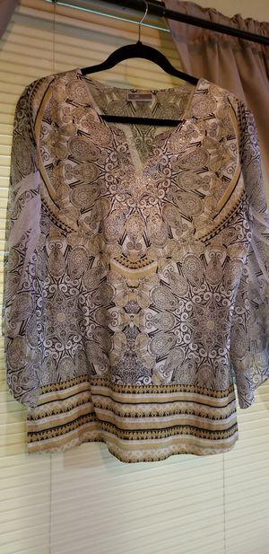 Women's JMCollection Blouse Size L for Sale in Manassas, VA