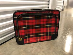Vintage suitcase in good condition for Sale in Washington, DC
