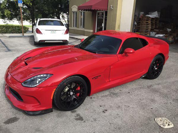 2017 Dodge Viper Gtc >> 2017 Dodge Viper Gtc For Sale In Miami Fl Offerup