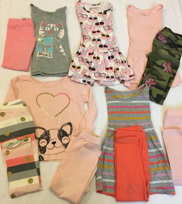 30e6340e169a Baby Gap Kids Girls mix & match outfits clothing lot 3T for Sale in ...