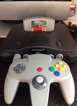 Nintendo 64 (Works Great) w/ Controller &a Game for Sale in Charlotte, NC