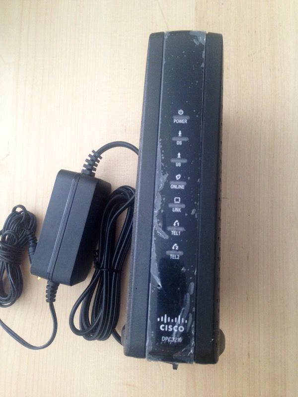 Cisco Dpc3216 Cable Modem New For Sale In Alhambra Ca