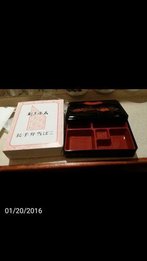 Laquer.Bento Box for Sale in Philadelphia, PA