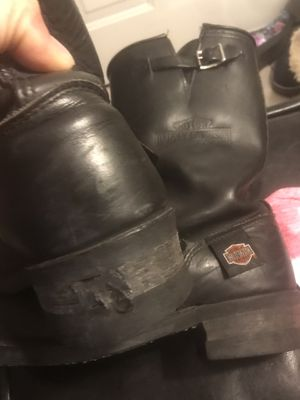 Harley Davidson boots for Sale in St. Louis, MO