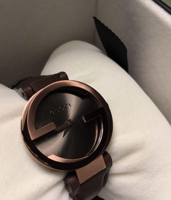 ca5d00e22ac GUCCI YA133504 Brown Women s watch for Sale in Orlando