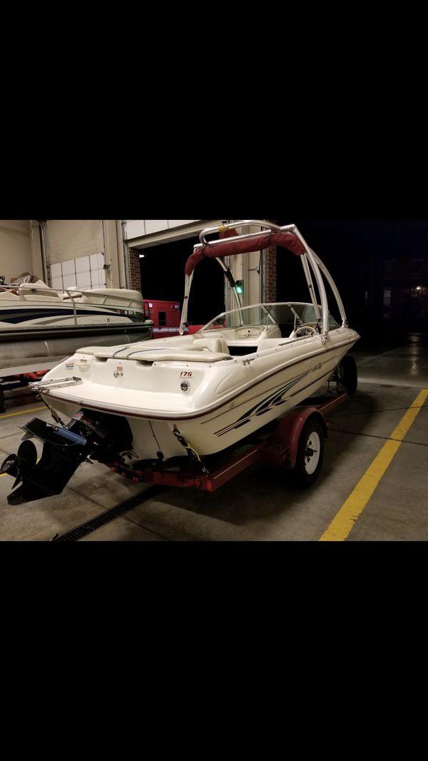 1997 sea ray 175 series