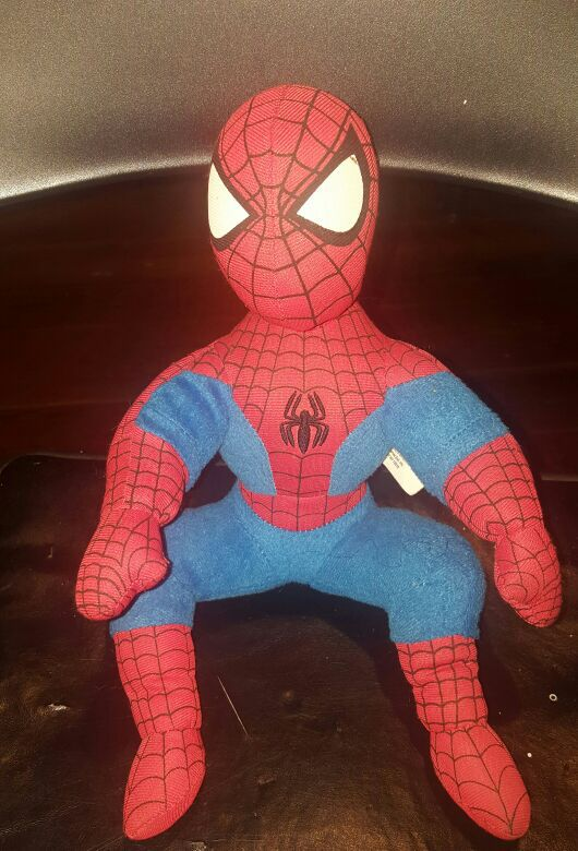 Spider Man Plush Toy For Sale In Daytona Beach Fl Offerup