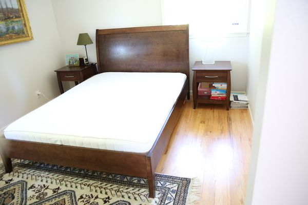 Queen bed frame (Furniture) in Seattle, WA - OfferUp