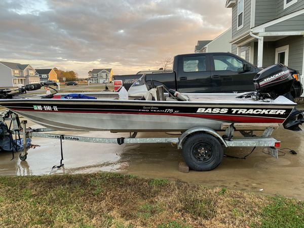 2002 bass tracker 175 limited edition