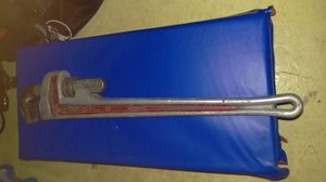 Pipe wrench for Sale in Forest Heights, MD
