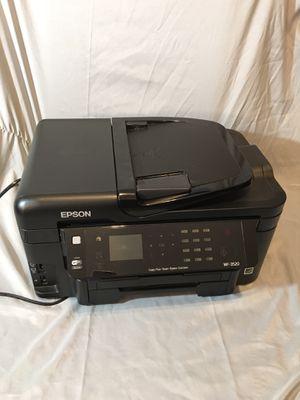 Epson wf-3520 All in one printer. for Sale in Phoenix, AZ