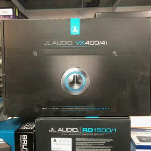 Photo Jl audio vx400/4i on sale today, get the best deals in la today.