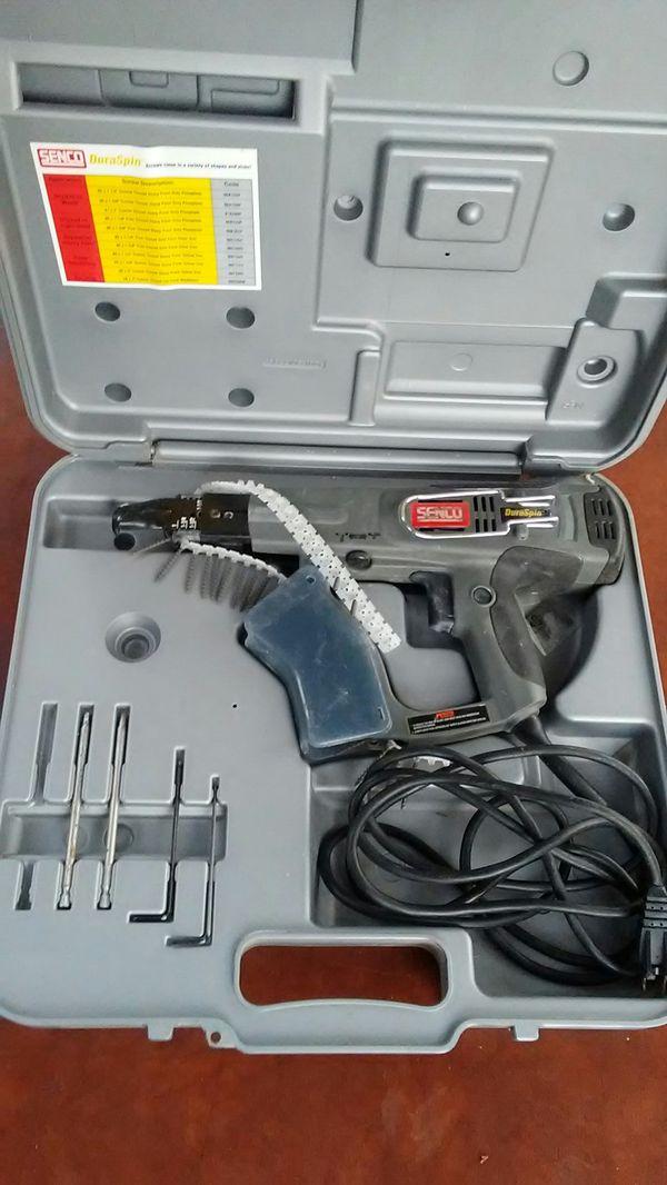 Senco screw gun for Sale in Olympia, WA - OfferUp