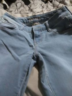 Decree JR Jeggings size 0 Skinny Jeans Reduced to $5 Thumbnail