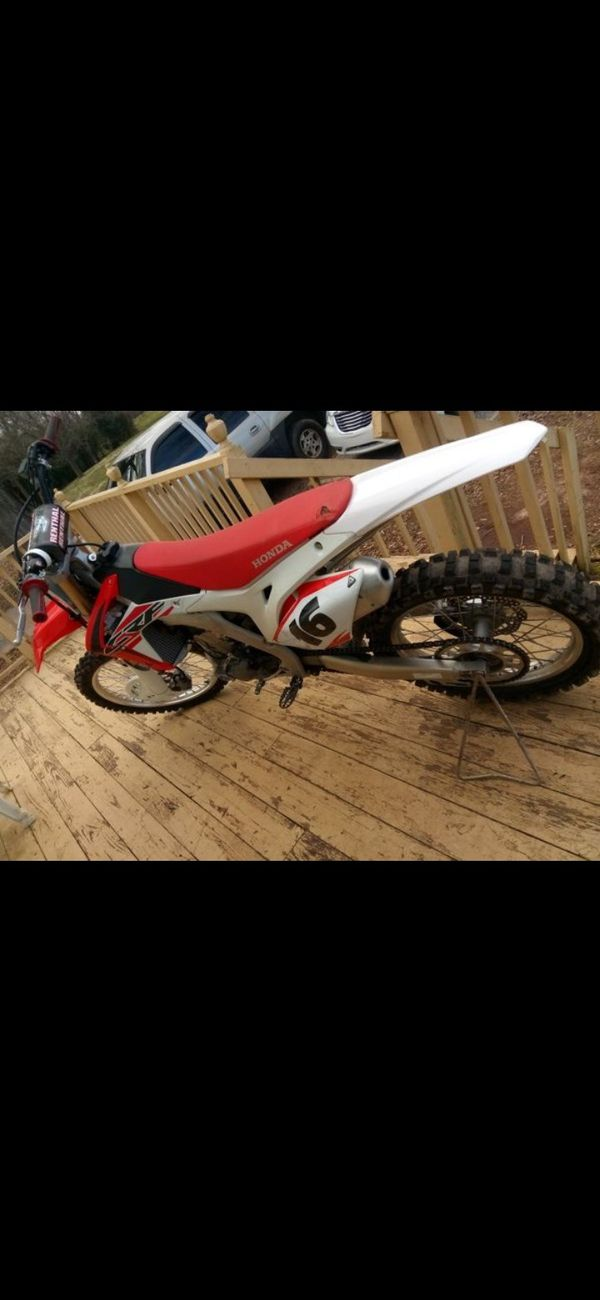 2013 honda 450r for sale