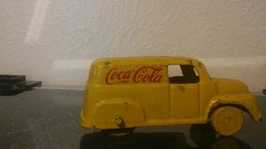 Coca-Cola metal collectible toy for Sale in Fresno, CA
