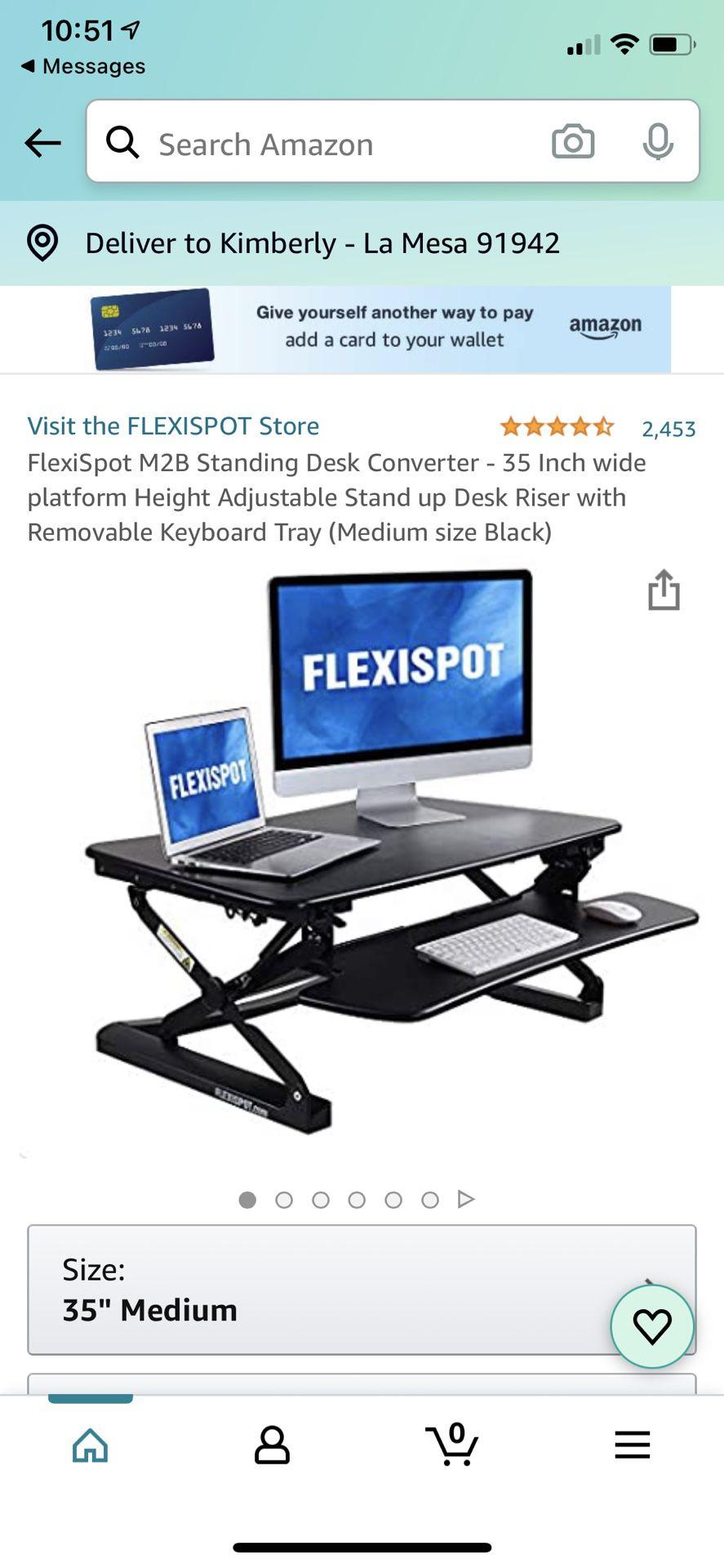 StandUp Desk Riser