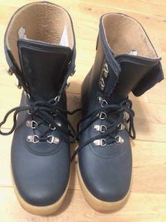 Hunter Blue Rubber Rain Boots, Men's Size 9 (US) for Sale in New York, NY