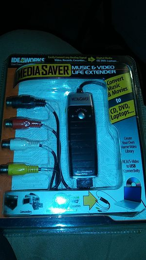 Media Saver Music & Video Life Extendee!!! for Sale in Detroit, MI