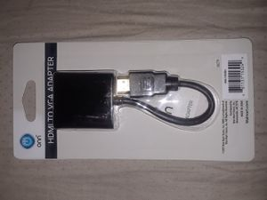 HDMI TO VGA ADAPTER for Sale in Bakersfield, CA