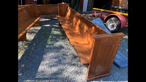 Wooden Pews for Sale in Chapel Hill, NC