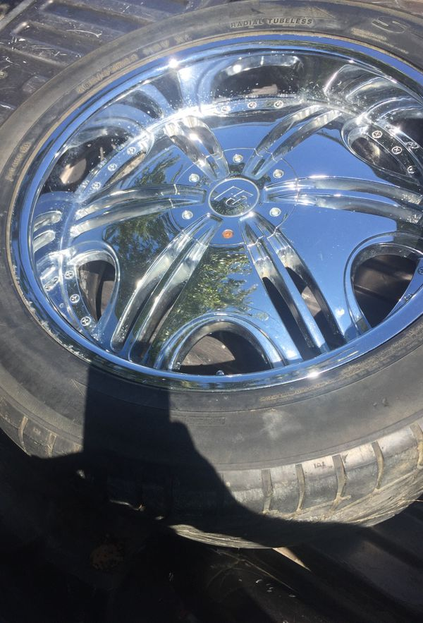 22 inch rims for Sale in Oakland, CA - OfferUp