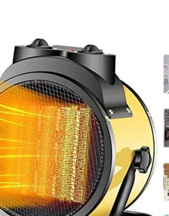 Indoor Outdoor Heater For $40