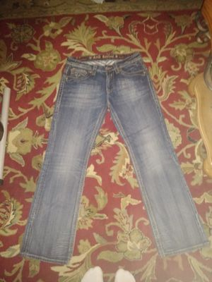 Photo Men's Rock Revival Jeans