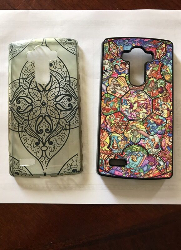 LG G4 decorative cases
