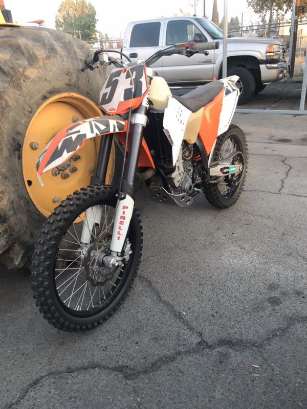 Ktm Motorcycles For Sale Fresno Ca >> 2008 Ktm 505 For Sale In Fresno Ca Offerup