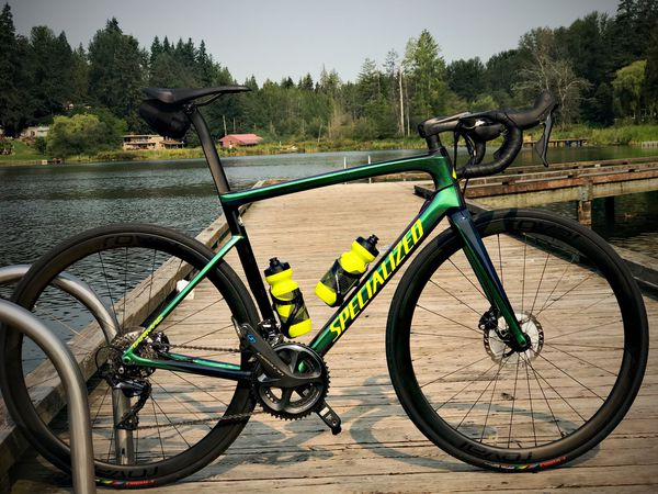 226736885c2 Roval C38 Carbon disc wheels - like new for Sale in Kirkland, WA ...