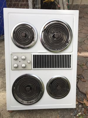 Electric cook top coiled for Sale in Rockville, MD