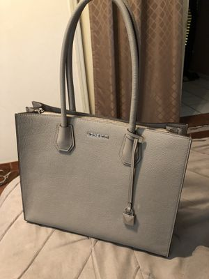 Mk large leather tote for Sale in Tampa, FL