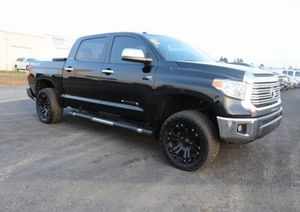 2016 TOYOTA TUNDRA CREWMAX LIMITED for Sale in MONTGOMRY VLG, MD