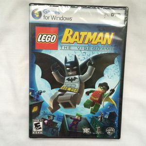 Lego Batman PC Video Game for Sale in San Francisco, CA