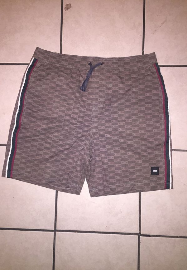 d296445390 Kith Tilden all over print swim trunks size L for Sale in Yuma, AZ ...